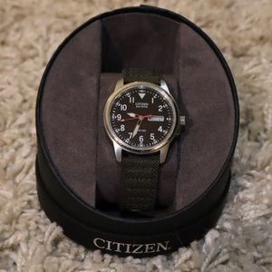 LIKE NEW- Citizen Chandler watch